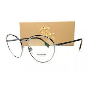 Burberry Women's Gunmetal Eyeglasses!